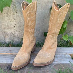 Rocketdog cowgirl cowboy boots pointed toe heel